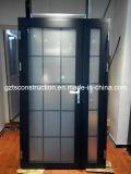 Best Aluminum Fixed and Side Hinge Casement Door for Australia Market