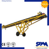 Sbm Large Capacity Portable Belt Conveyor Price for Sale