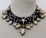 Ladies Fashion Jewelry Collar Necklace (JE0063)