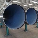 API DIN30670 3PE Awwac213 Fbe Table Water Steel Pipe