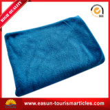 Printed Promotional Soft Textile Fleece Travel Children Mink Blanket