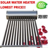 Pressurized Solar Collector Solar Hot Water Heater with Heat Pipe