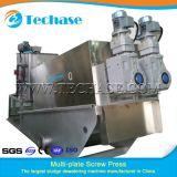 Multi-Plate Screw Press Sewage Treatment Device for Animal Slaughter Better Than Belt Press