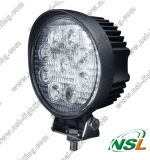27W 4 Inch EMC LED Work Light 10-30V Flood & Spot LED Work Light for Car and Truck