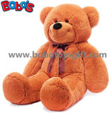 Big Plush Brown Bear Doll Soft Toy as Chirdren Day Gift