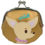 OEM Design Metal Frame Coin Purse
