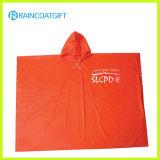 Promotional Plain PVC Rain Ponchos (RVC-096A)