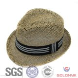 Seagrass Fedora Straw Hats (GK03-S1005)