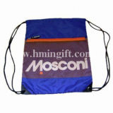 New Hot Selling Polyester Drawstring Bag with Zipper