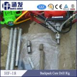 Hf-18 Backpack Portable Core Drilling Machinery for Sale
