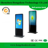 Floor Standing LED Touch Screen Android Kiosk