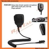 IP68 Water Proof Speaker Microphone for Motorola Walkie Talkie