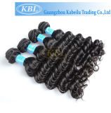 5A Grade Remy Jerry Curl Human Hair for Braiding