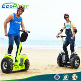 Ecorider 1266wh 72V 4000W Electric Chariot Smart 21 Inch Self Balancing Scooter Waterproof Electric Scooter