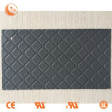 S Shaped PVC 3-6mm Thick Carpet