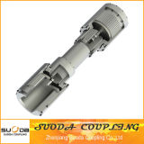 Large Transmission Torque Fabricated Spindle Gear Coupling for Rolling Mill