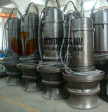 Propeller Type Impeller Submersible Axial Flow Pump