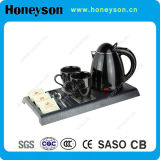 0.8L Hotel Electrical Kettle with Tray Set
