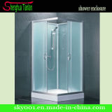 China Circular Square Prefab Bathroom Glass Shower Enclosure (TL-504)