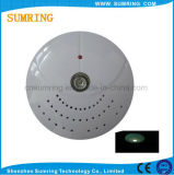 Independent Smoke Detector with Illumination Light