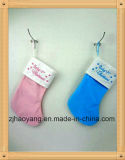 "13"" Baby 1st Christmas Stocking for Home Decor"
