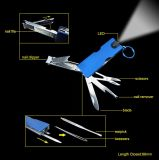 Multi Function Manicure Tools with LED Torch (#6120)
