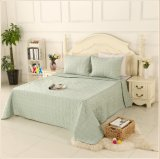 Customized OEM Three Piece Queen Bedding Set with 100% Cotton