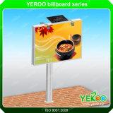 Solar Advertising Display Outdoor Highway Billboard