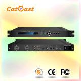 SDI, CVBS, YPbPr, HDMI to Asi, IP Head-End Brodcasting Digital AC3 Audio MPEG-2/H. 264 HD Encoder