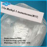 High Quality Steroid Powder CAS 65-04-3 17A-Methyl-1-Testosterone