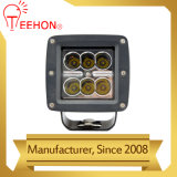High Quality 18W CREE Tractor LED Work Light for Car