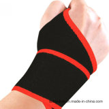 Customized Logo Available Sport Hand Wrist Elastic Palm Support