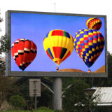 Saveing Energy 50% Brightness 6500CD SMD P8 Outdoor LED Display Screen