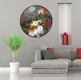 Morden Flower Canvas Painting Wall Art Picture