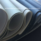 High Quality PVC Leather for Car Seat and Sofa Mesh Fabric Backing