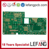 Double-Sided Fr4 Circuit Board PCB for Industry Control