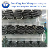 Round Secation Shape BS1387 Q195 Pre-Galvanized Carbon Steel Gi Pipe