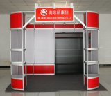 Environment Friendly Aluminum 3mx3m Customized Trade Show Display Booth