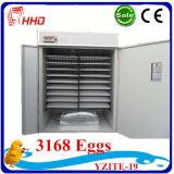 Strong and Durable CE Approved Automatic Quail Egg Incubators
