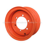 Forklift Industrial Steel Wheel Rim (4.00E-9, 5.00S-12, 7.00T-16)