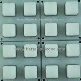 Button Pad - LED Compatible Rubber Keypad