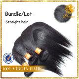 Wholesale Virgin Remy Human Hair Malaysian Silky Straight Weft