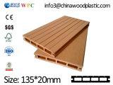 WPC Waterproof Plastic Lumber Decking