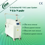 High Energy Vertical Laser Tattoo Removal Machine