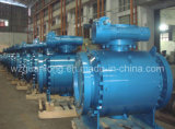 Forged Steel Ball Valve (Q43F) Gear Operated