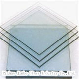 3mm-19mm Clear Tempered Glass / Toughened Glass with High Quality (JINBO)
