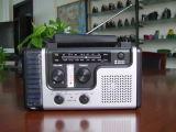 Solar Dynamo Portable FM Radio