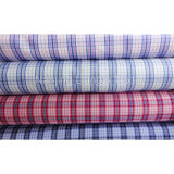 Cotton Yarn Dyed Woven Check Shirting Fabric (LZ4938)
