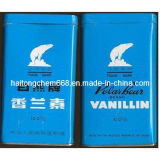 Vanillin (FCC IV/USP 23)