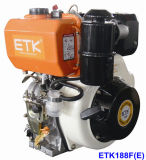 Diesel Engine 3000/3600rpm /5HP, 7HP, 10HP, 12HP/ Etk170/178/186/188f (E)